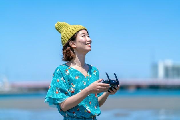 浜名湖ドローンDJI