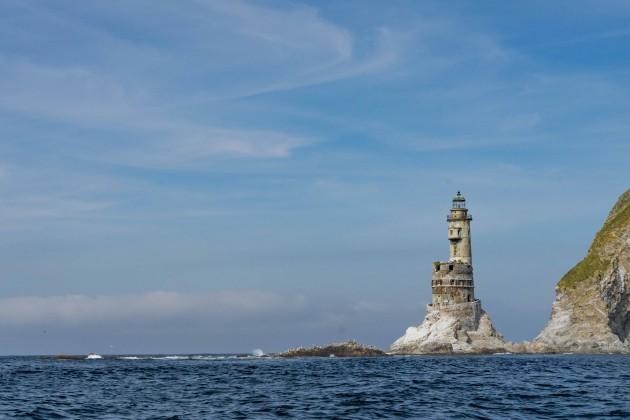 sakhalinサハリンアニワ岬灯台